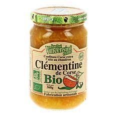 Confiture Clementine 360G Bio