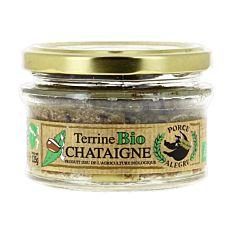 Terrine Chataigne 125G Bio