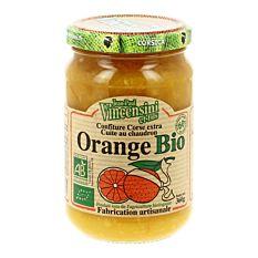 Confiture D'Orange 360G Bio