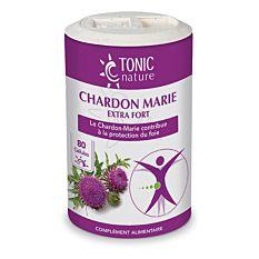 Chardon Marie extra fort - 80 gélules