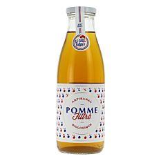 Jus Pomme Filtre 75Cl Bio