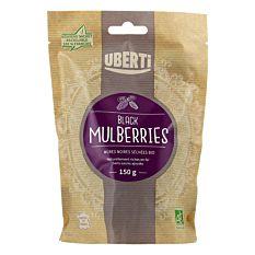 Mulberries Noires 150G Bio