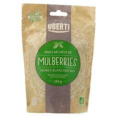 Mulberries Blanches 150G Bio
