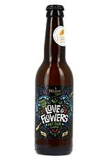 Bière blanche Love & Flowers 33cl Bio