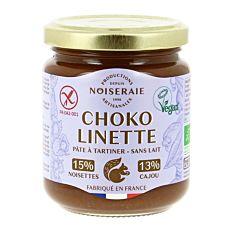 Chocolinette sans lait 220G Bio