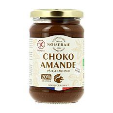 Pâte à tartiner Chokoamande 300G Bio
