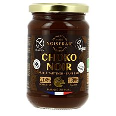 Pâte à tartiner Choko Noir 300g Bio