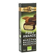 Bouchées pâte d'amande & chocolat noir 45G Bio