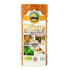 Poudre De Curcuma 150g Bio