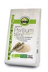 Psyllium Blond en poudre 600G Bio