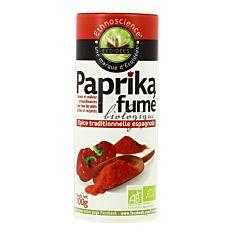 Paprika Fumé 100g Bio