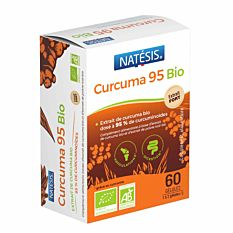 Curcuma 95 Bio - 60 gélules