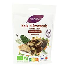 Noix D'Amazonie 125G Bio