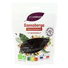 Cranberries Sachet 125G Bio