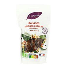 Bananes séchées entières 250g Bio