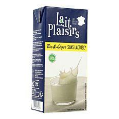 Lait 1/2 Ecr. Sans Lactose 1L Bio