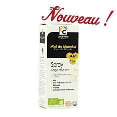 Spray Gorge Et Bouche 25Ml Bio