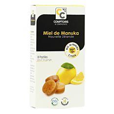 Pastilles pour la gorge miel Manuka citron