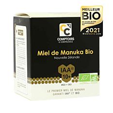 Miel de Manuka Actif IAA10+ 250g Bio