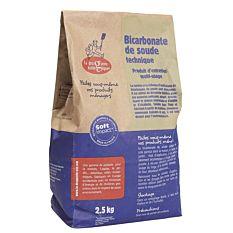 Bicarbonate de soude 2,5Kg