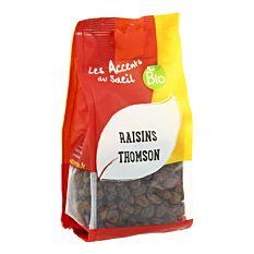 Raisins Thompson 200g Bio