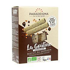 Goûtine au Chocolat Noir 125g Bio