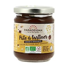 Pat Cacao Souchet 200G Bio