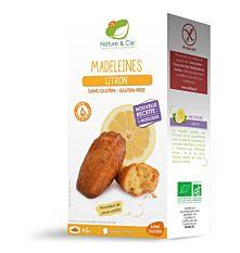 Madeleines Citron 150G Bio