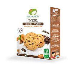Cookies au Chocolat & Amandes sans gluten 150g Bio
