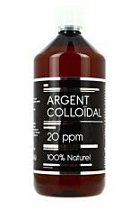 Argent Colloïdal 1L 20 PPM Bio