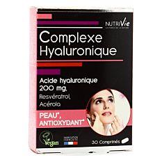 Acide Hyaluronique - 30 comprimés Bio