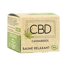Baume relaxant CBD 30ml Bio