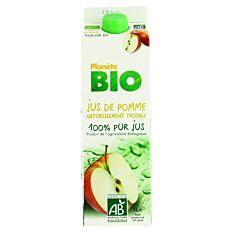 Jus de pomme frais 1L Bio