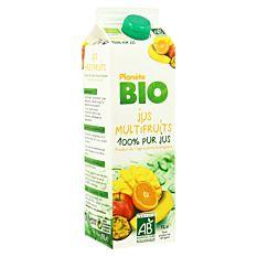Jus multifruits frais 1L Bio