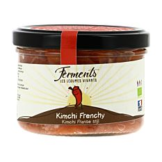 Kimchi Frenchy lacto-fermentés 170g Bio