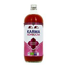 Karma kombucha grenade boost 1L Bio