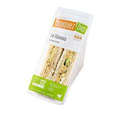 Sandwich Le Libanais 150g Bio