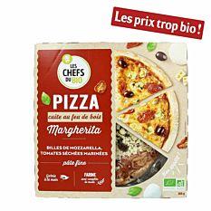 Pizza Margarita 400G Bio