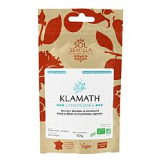 Klamath 50G - 100 comprimés Bio