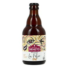 Bière IPA 33cl  Bio