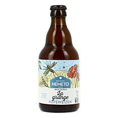 Bière blanche 33cl Bio