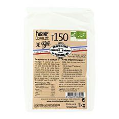 Farine de Blé T150 1Kg Bio