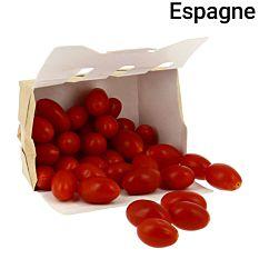 Tomate cerise rouge 250G Bio