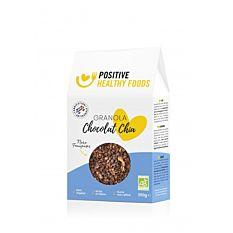 Granola chocolat chia 350g Bio