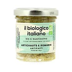 Crème d'Artichauts et Romarin 90g Bio