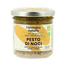 Pesto aux noix 130g Bio