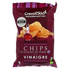 Chips au vinaigre 100g Bio