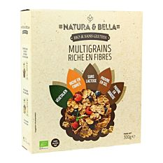 Céréales multigrains sans gluten 300G Bio