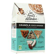 Granola Coco Amande 300G Bio