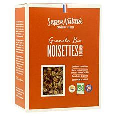 Granola Sésame & Noisettes 350g Bio